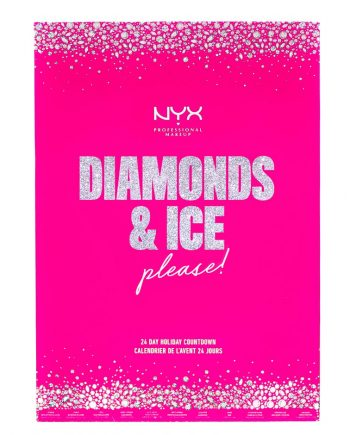 Diamonds & Ice Please! Holiday Countdown Calendar, NYX Professional Makeup Set & Paletter