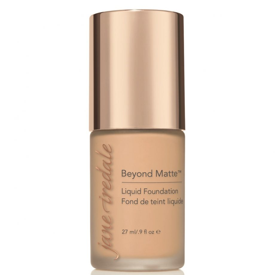 Jane Iredale Beyond Matte™ Liquid Foundation M4
