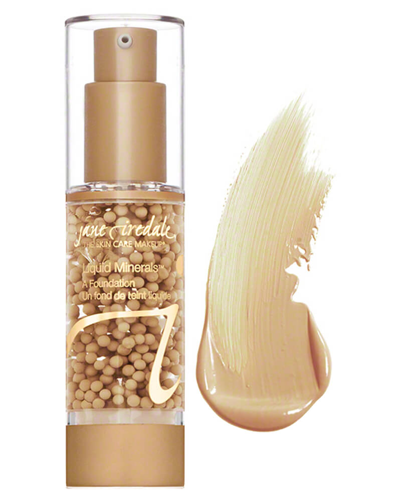 Jane Iredale Liquid Minerals Foundation Bisque 30 ml