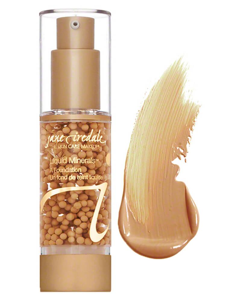 Jane Iredale Liquid Minerals Foundation Golden Glow 30 ml