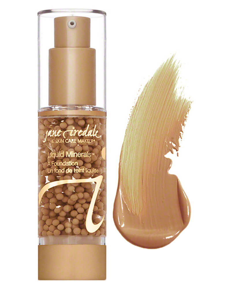 Jane Iredale Liquid Minerals Foundation Latte 30 ml
