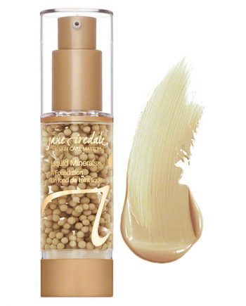 Jane Iredale Liquid Minerals Foundation Light Beige 30 ml