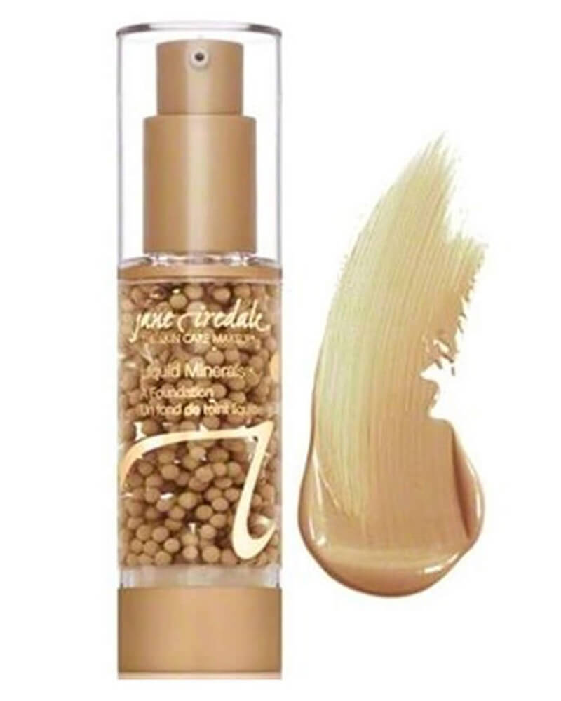 Jane Iredale Liquid Minerals Foundation Raidiant 30 ml