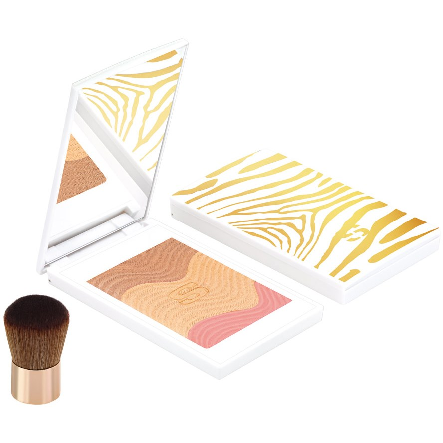Sisley Sun Glow Trio Peach Gold