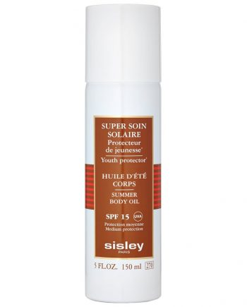 Super Soin Solaire Huile Corps SPF 15, 150 ml Sisley Solprodukter