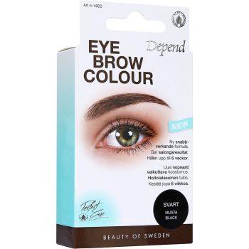 Depend Eyebrow Colour, Depend Ögonbrynsfärg & Trimmers