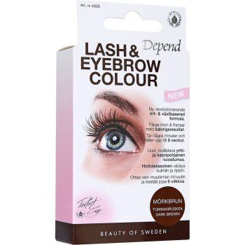 Depend Lash & Eyebrow Color, Depend Ögonbrynsfärg & Trimmers