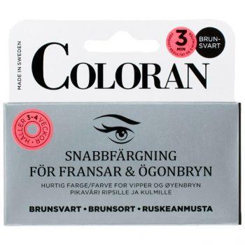 Snabbfärgning För Ögonfransar & Ögonbryn, Coloran Smink för män