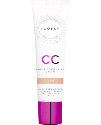 Lumene CC Color Correcting Cream SPF 20, Lumene Foundation